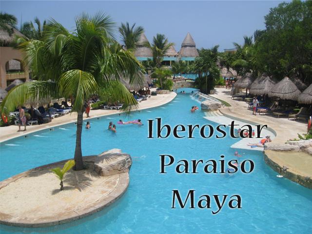 Iberostar Paraiso Maya Riviera Maya Mexico Grab Your